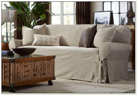 Linen Slipcovers For Couches