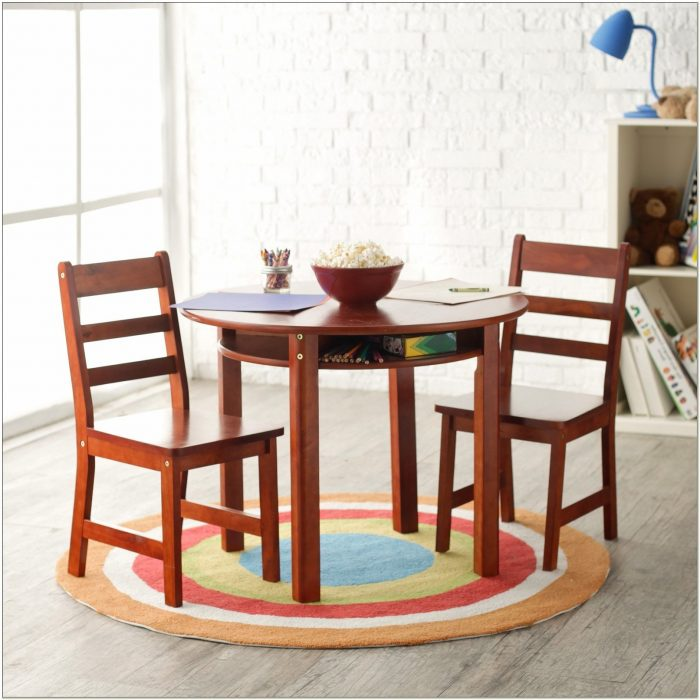 Lipper Round Table And Chair Set