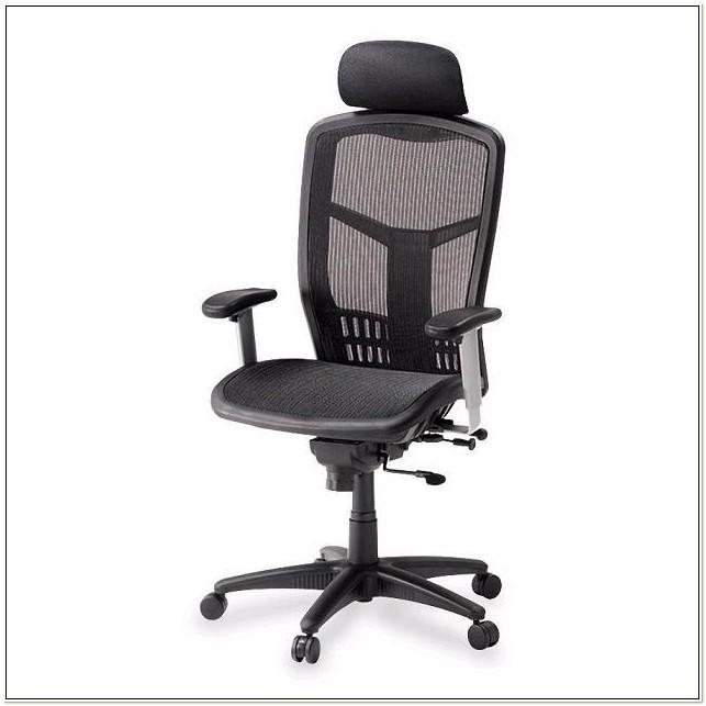 Lorell Executive High Back Chair Headrest
