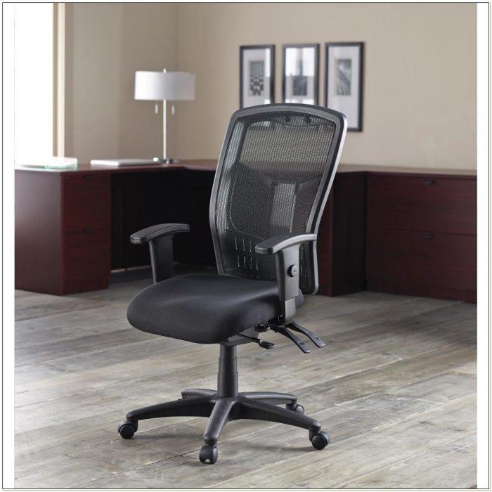 Lorell Executive High Back Chair Llr86200
