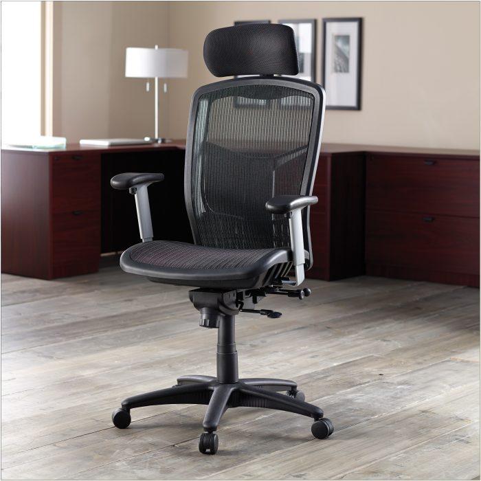 Lorell High Back Mesh Chair Llr60324