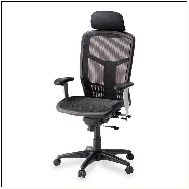 Lorell High Back Mesh Chair