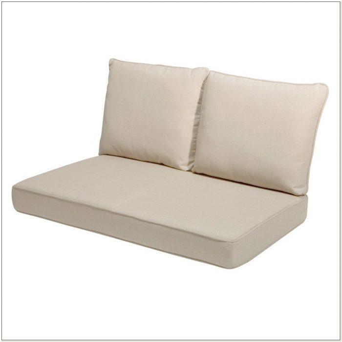 Loveseat And Chair Cushion Set