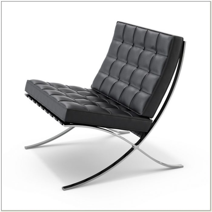 Ludwig Mies Van Der Rohe Chair Design