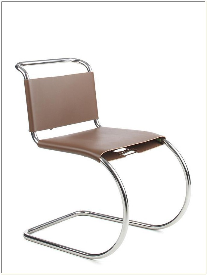 Ludwig Mies Van Der Rohe Mr Chair
