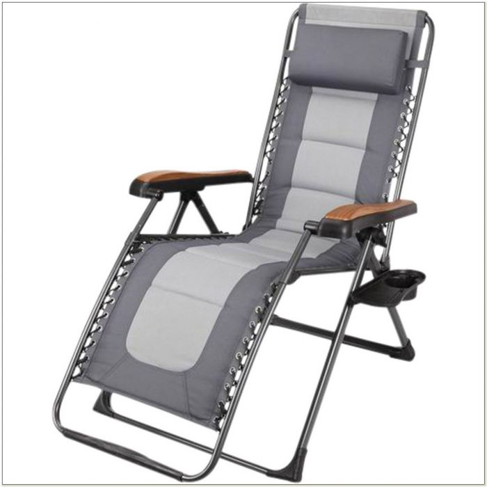 Luxury Folding Reclining Camping Chairs