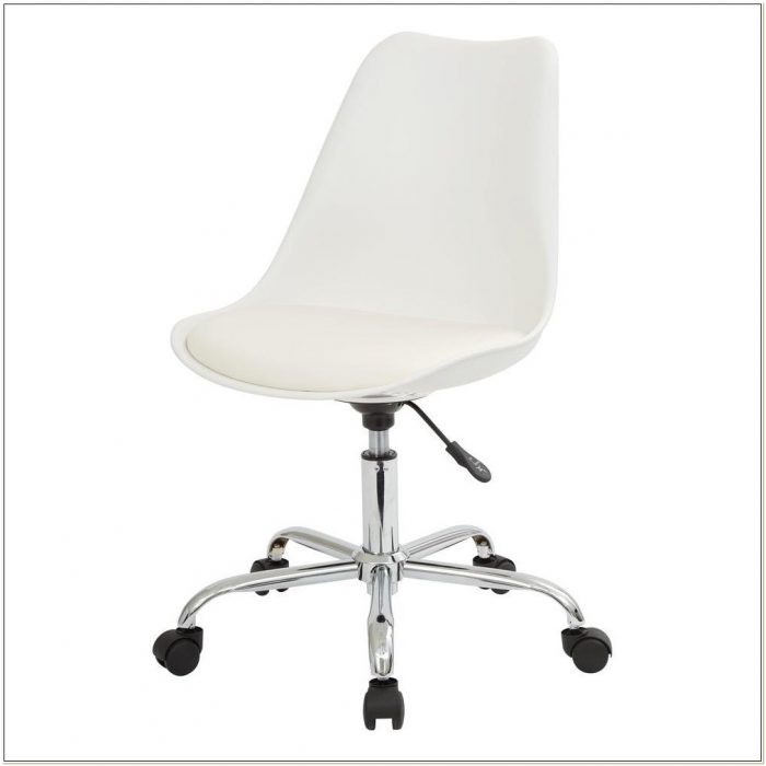 Mainstays Contemporary Office Chair White