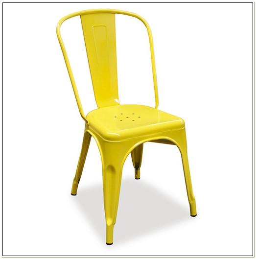 Marais A Side Chair Yellow