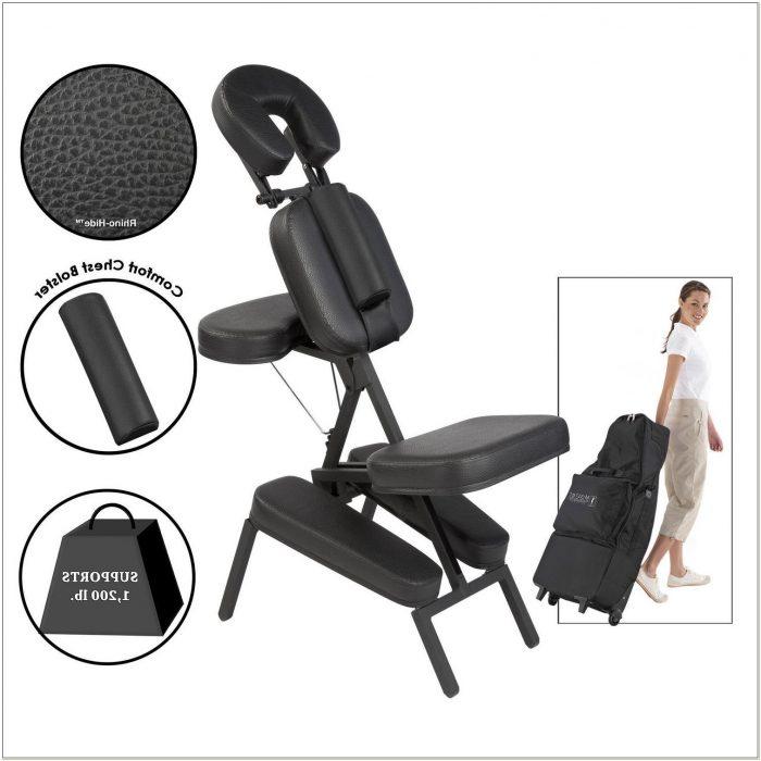Master Apollo Portable Massage Chair