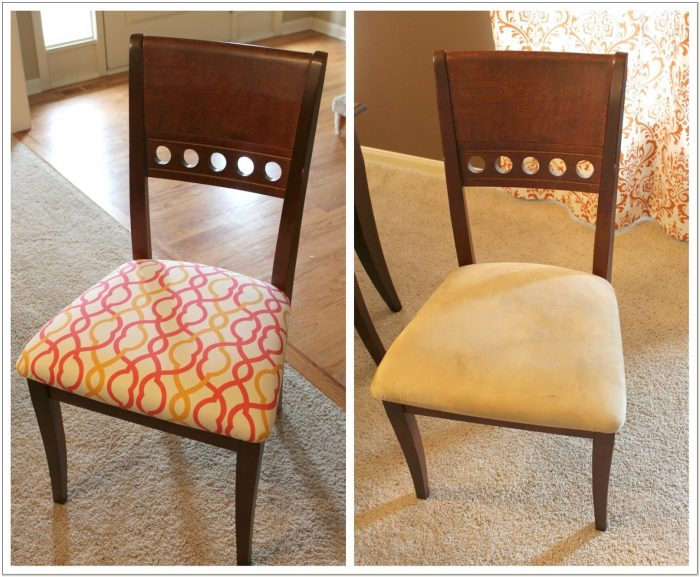 Material To Reupholster Dining Room Chairs