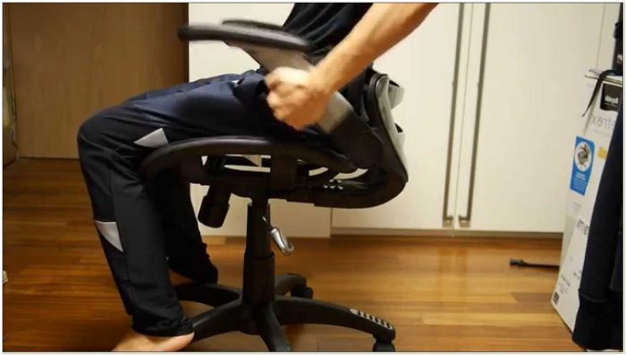 Metrex Mesh Office Chair Corc 7