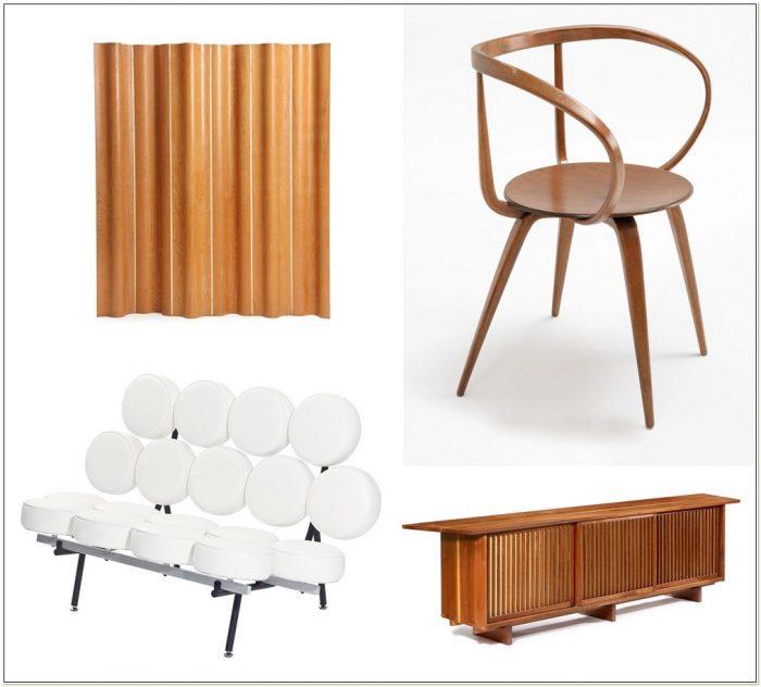 Mid Century Furniture Designers List