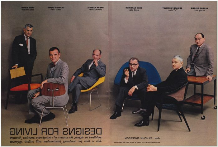 Mid Century Modern Furniture Designers