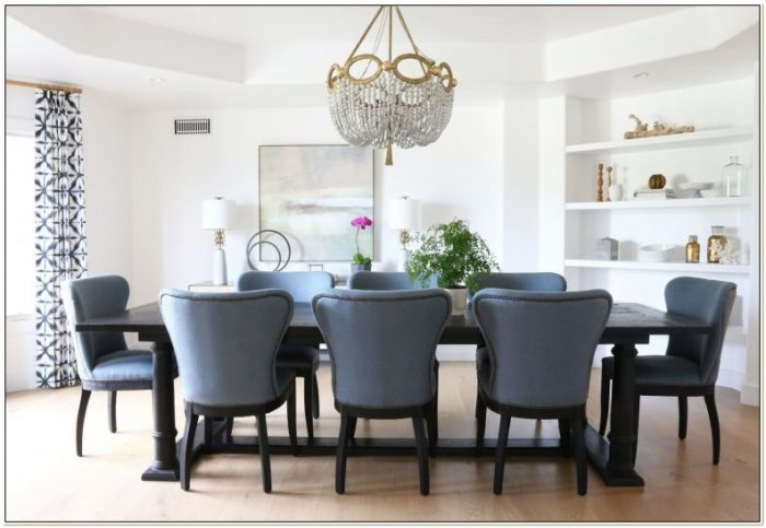 Modern Wingback Dining Room Chairs