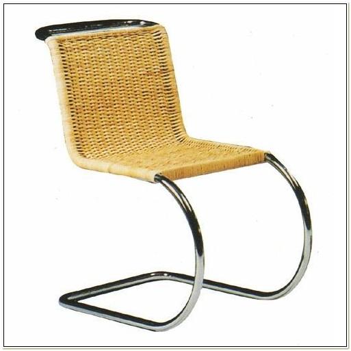 Mr Chair Ludwig Mies Van Der Rohe