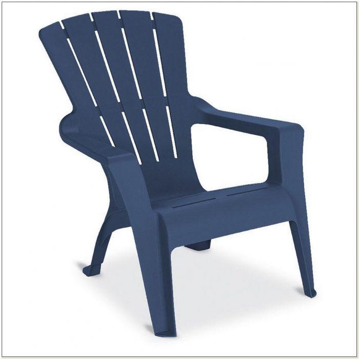 Navy Blue Adirondack Chairs Plastic