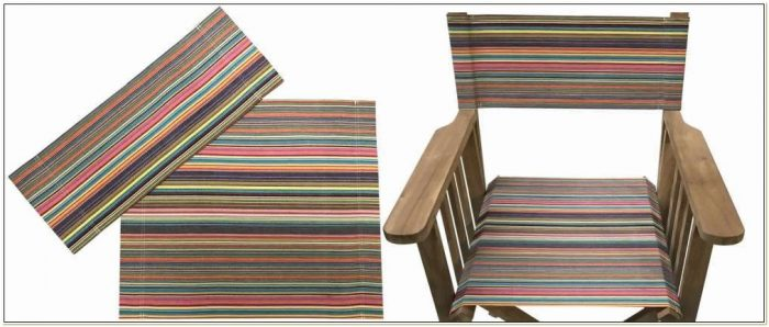 New Covers For Directors Chairs