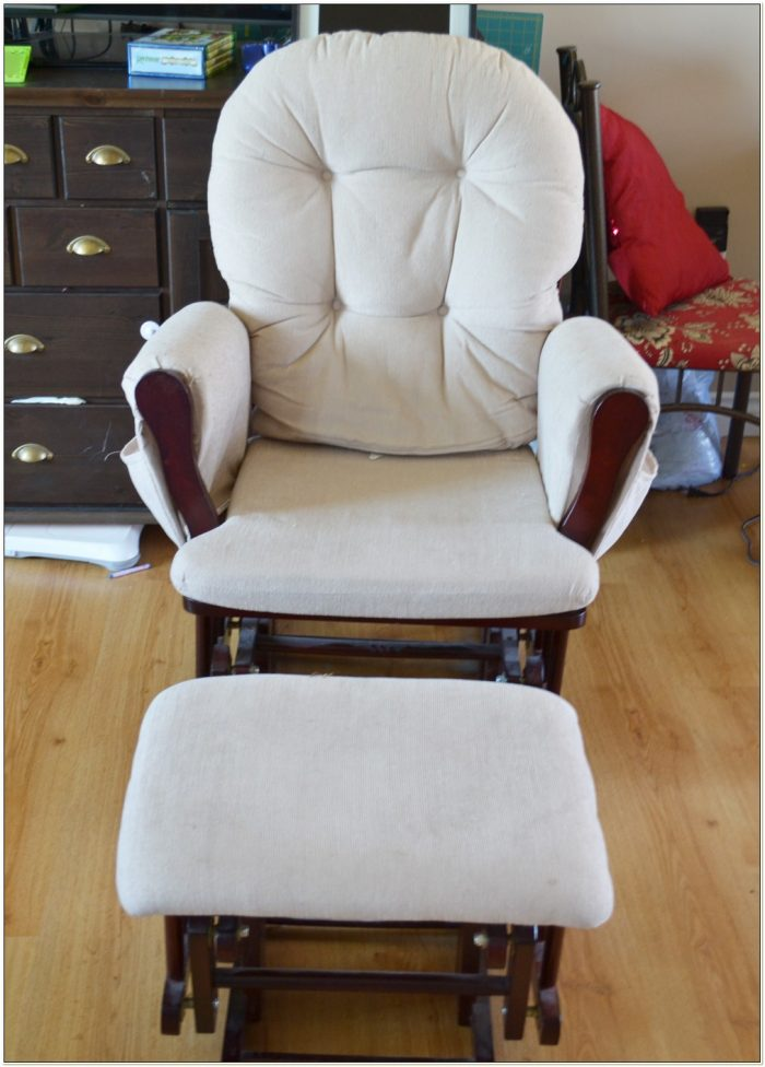 Nursery Glider Chair Replacement Cushions