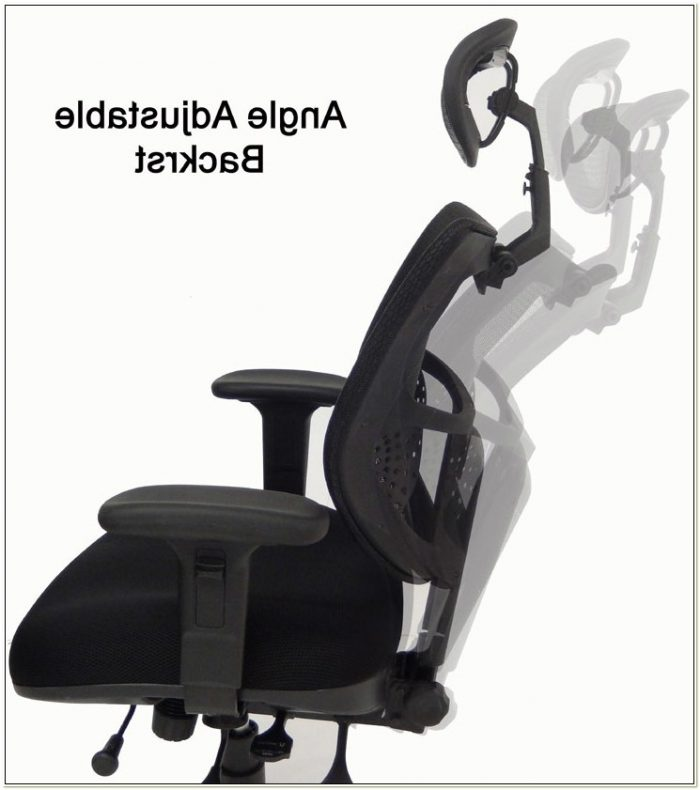 Office Chair Headrest Attachment
