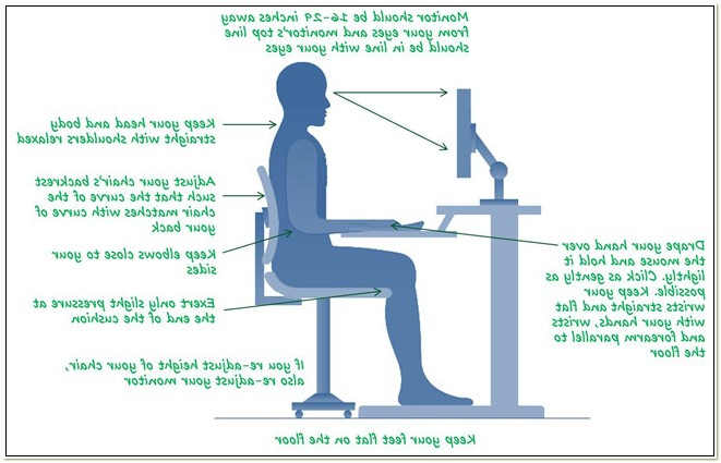 Office Chair Posture Correction