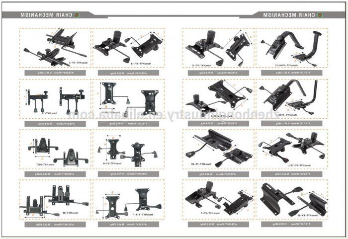 Office Chair Tilt Mechanism Replacement