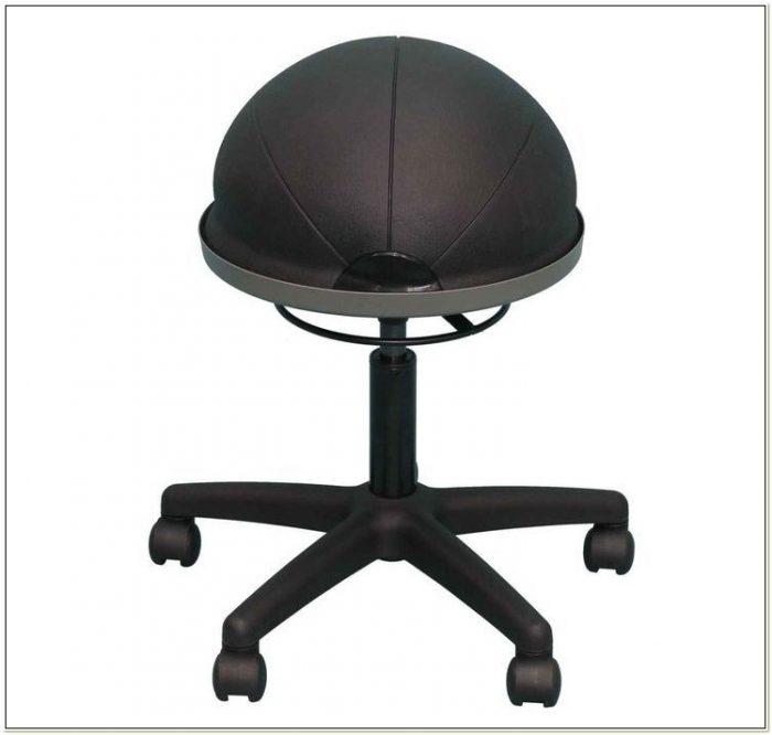 Office Ergonomic Swivel Ball Chair