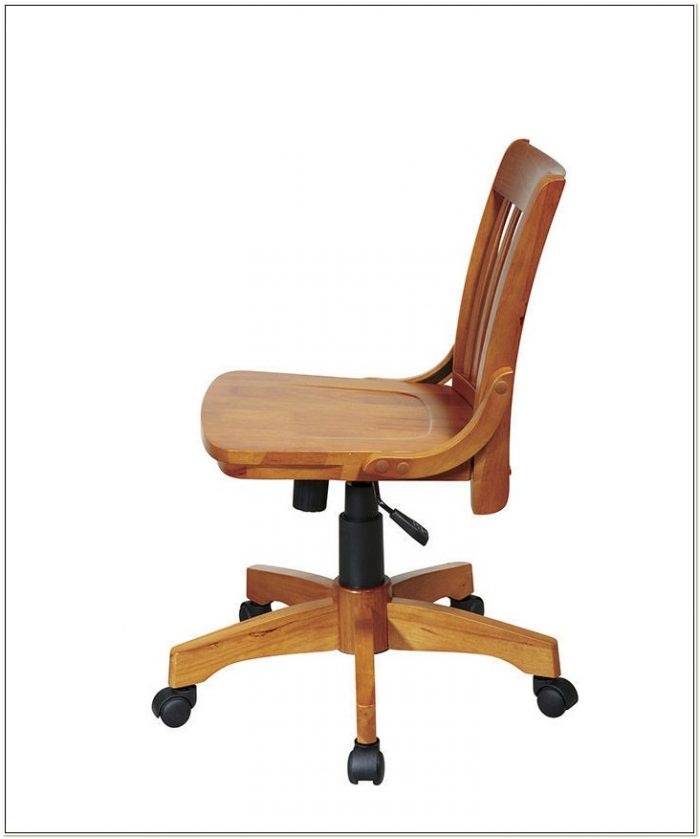 Office Star Armless Bankers Chair