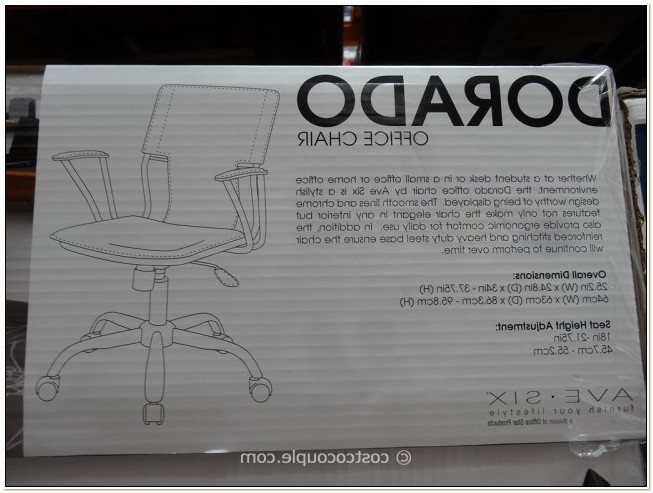 Office Star Dorado Office Chair