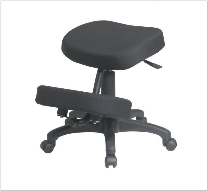 Office Star Worksmart Ergonomic Knee Chair