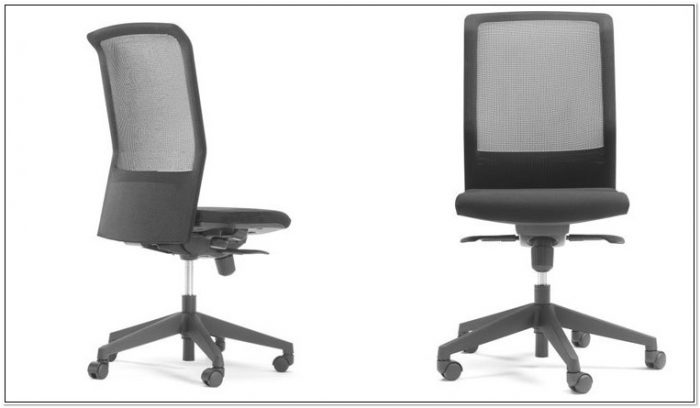 Office Task Chairs Without Arms