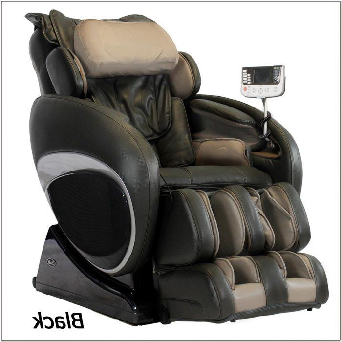 Osaki Zero Gravity Heated Massage Chair