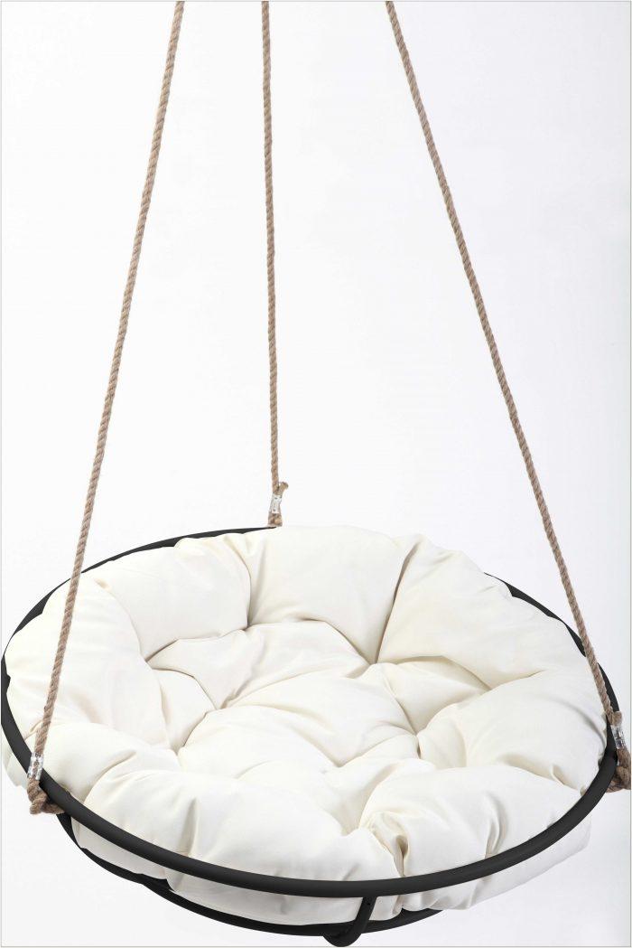 Outdoor Hanging Papasan Chair
