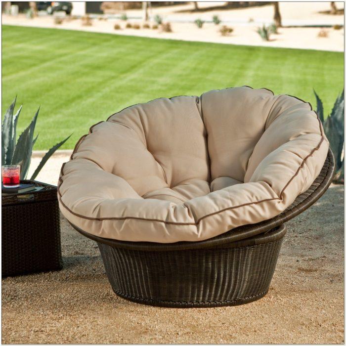 Outdoor Papasan Chair Frame