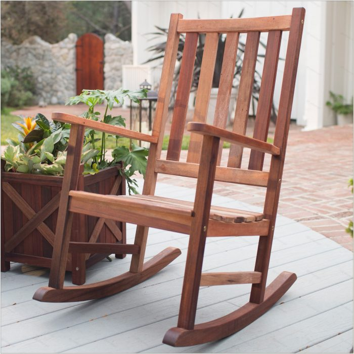 Outdoor Wooden Rocking Chairs Canada