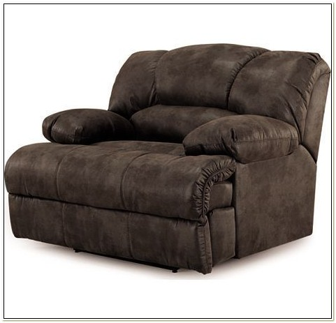 Big Overstuffed Chair With Ottoman Chairs Home