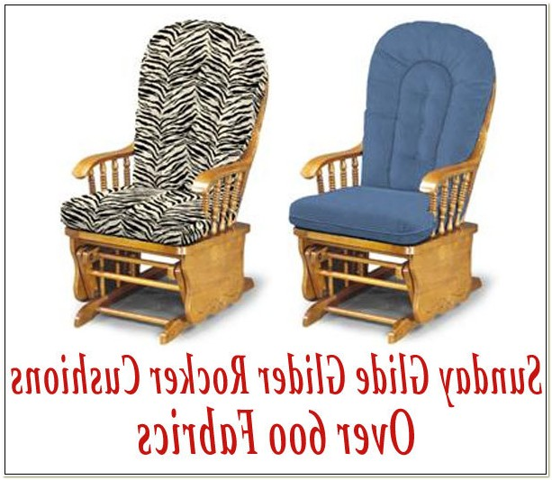 Pads For Glider Rocking Chairs