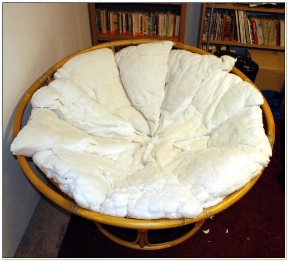 Papasan Chair Cushion Diy