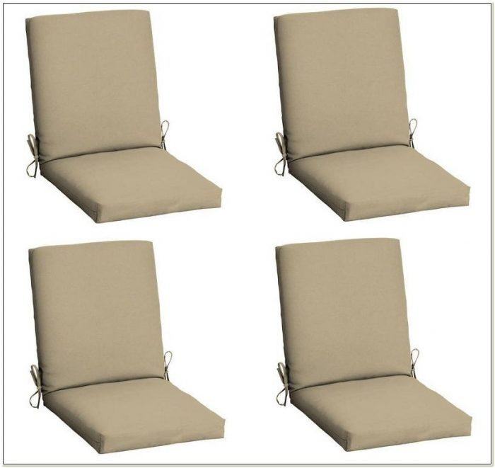 Patio Chair Cushions Set Of 4