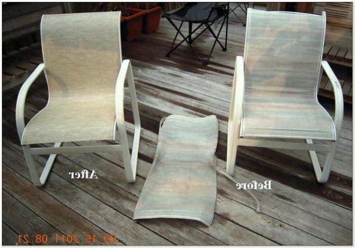 Patio Furniture Sling Fabric