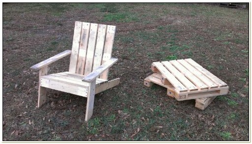 Plans For Adirondack Chairs From Pallets