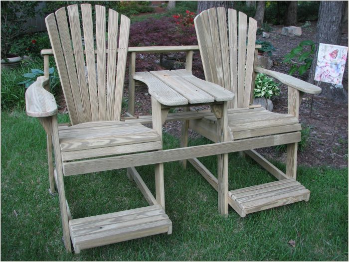 Plans For Tall Adirondack Chairs