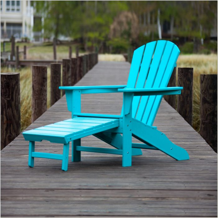 Poly Resin Adirondack Chairs