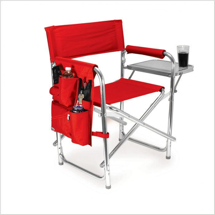 Portable Camping Directors Chair