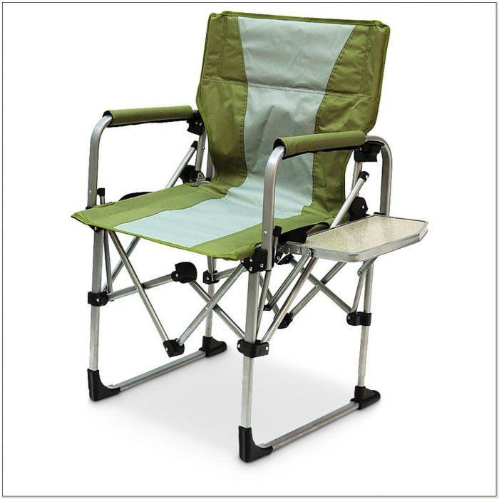 Portable Directors Chair