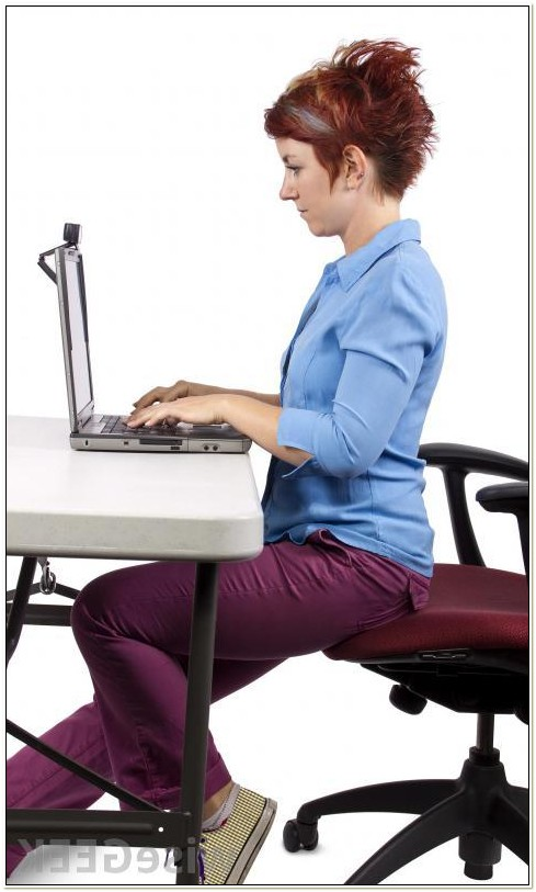 Posture Brace For Office Chair
