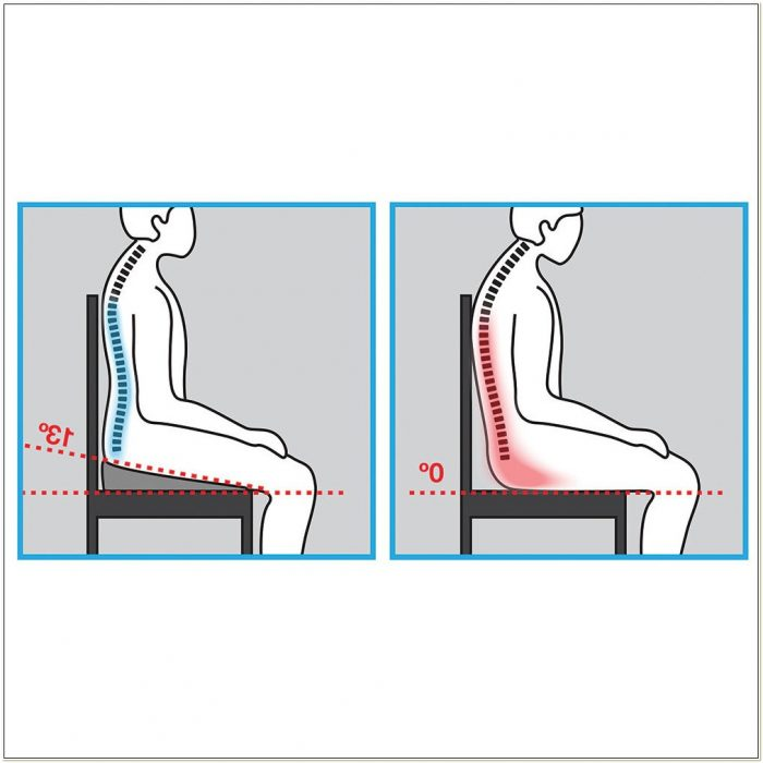 Posture Pillow For Chair