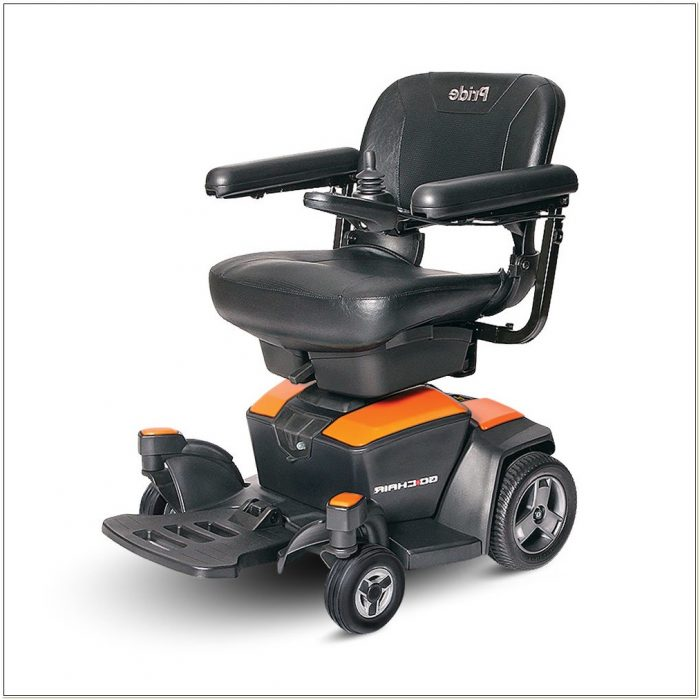 Pride Mobility Go Chair Travel Power Chair