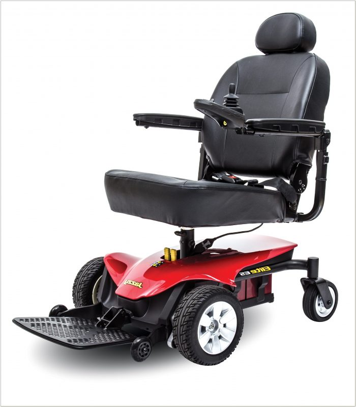 Pride Mobility Power Chair Accessories