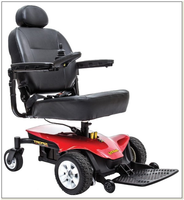 Pride Mobility Power Wheelchair