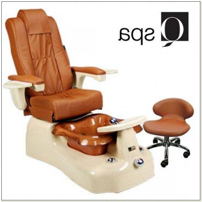Q Spa Pedicure Chair